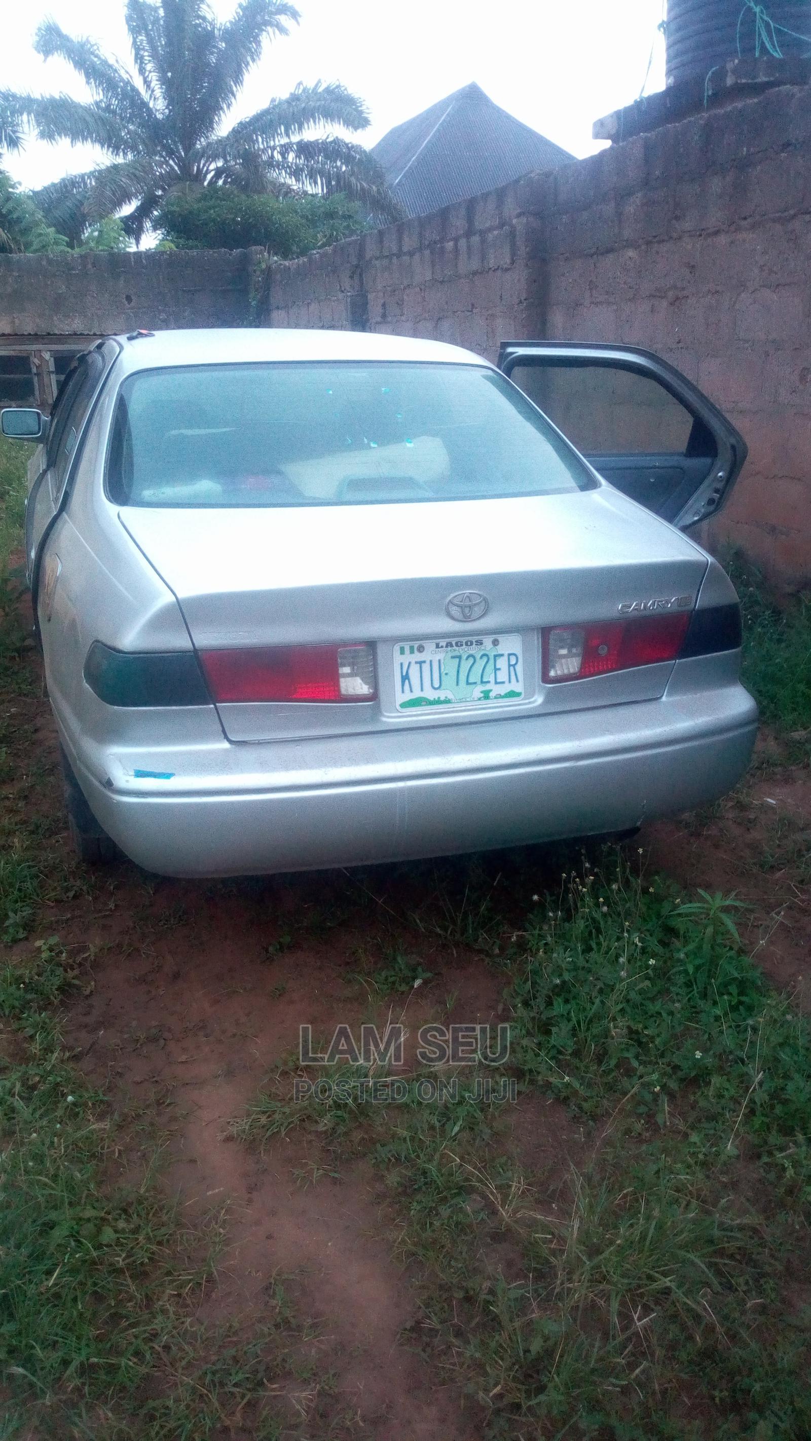 Toyota Camry 2003 Silver   Cars for sale in Ikare Akoko, Ondo State, Nigeria