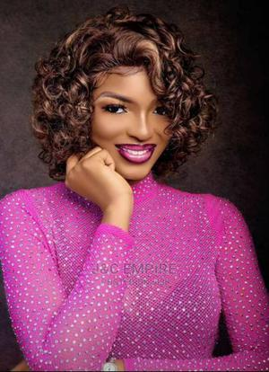 Sdd Full Frontal Wig   Hair Beauty for sale in Lagos State, Amuwo-Odofin