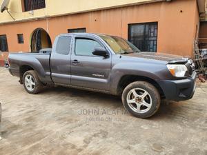 Toyota Tacoma 2012 Black | Cars for sale in Lagos State, Ifako-Ijaiye