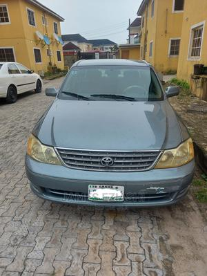 Toyota Avalon 2003 XLS W/ Bucket Seats Blue | Cars for sale in Lagos State, Ajah