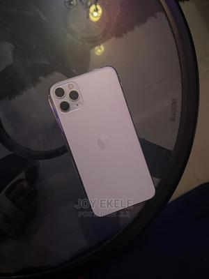 Apple iPhone 11 Pro Max 64 GB White   Mobile Phones for sale in Abuja (FCT) State, Kubwa