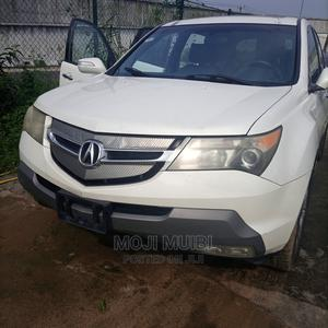 Acura MDX 2008 SUV 4dr AWD (3.7 6cyl 5A) White | Cars for sale in Rivers State, Port-Harcourt