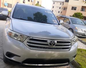 Toyota Highlander 2011 SE Silver | Cars for sale in Lagos State, Ajah