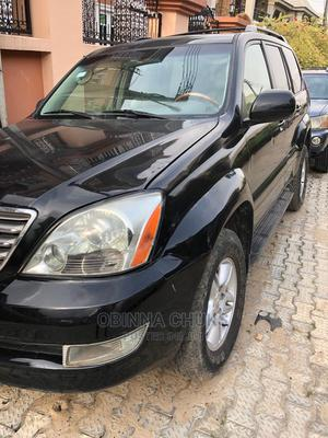 Lexus GX 2007 470 Black   Cars for sale in Lagos State, Amuwo-Odofin
