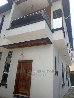 Furnished 4bdrm Duplex in 4 Bedroom Semi, Chevron for Rent | Houses & Apartments For Rent for sale in Lekki, Chevron