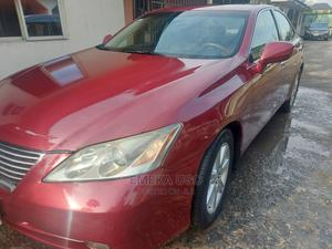 Lexus ES 2008 350 Red | Cars for sale in Rivers State, Port-Harcourt