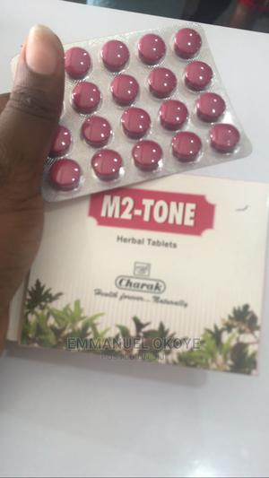 Charak M2-Tone Herbal Tablet   Sexual Wellness for sale in Lagos State, Isolo