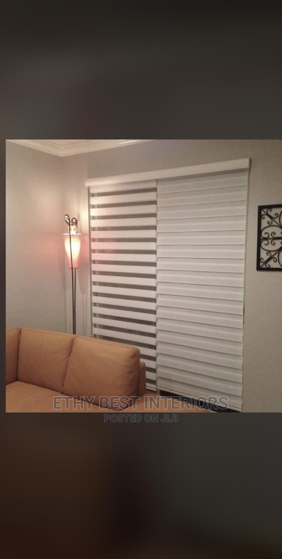 Zebra Blind /Curtains