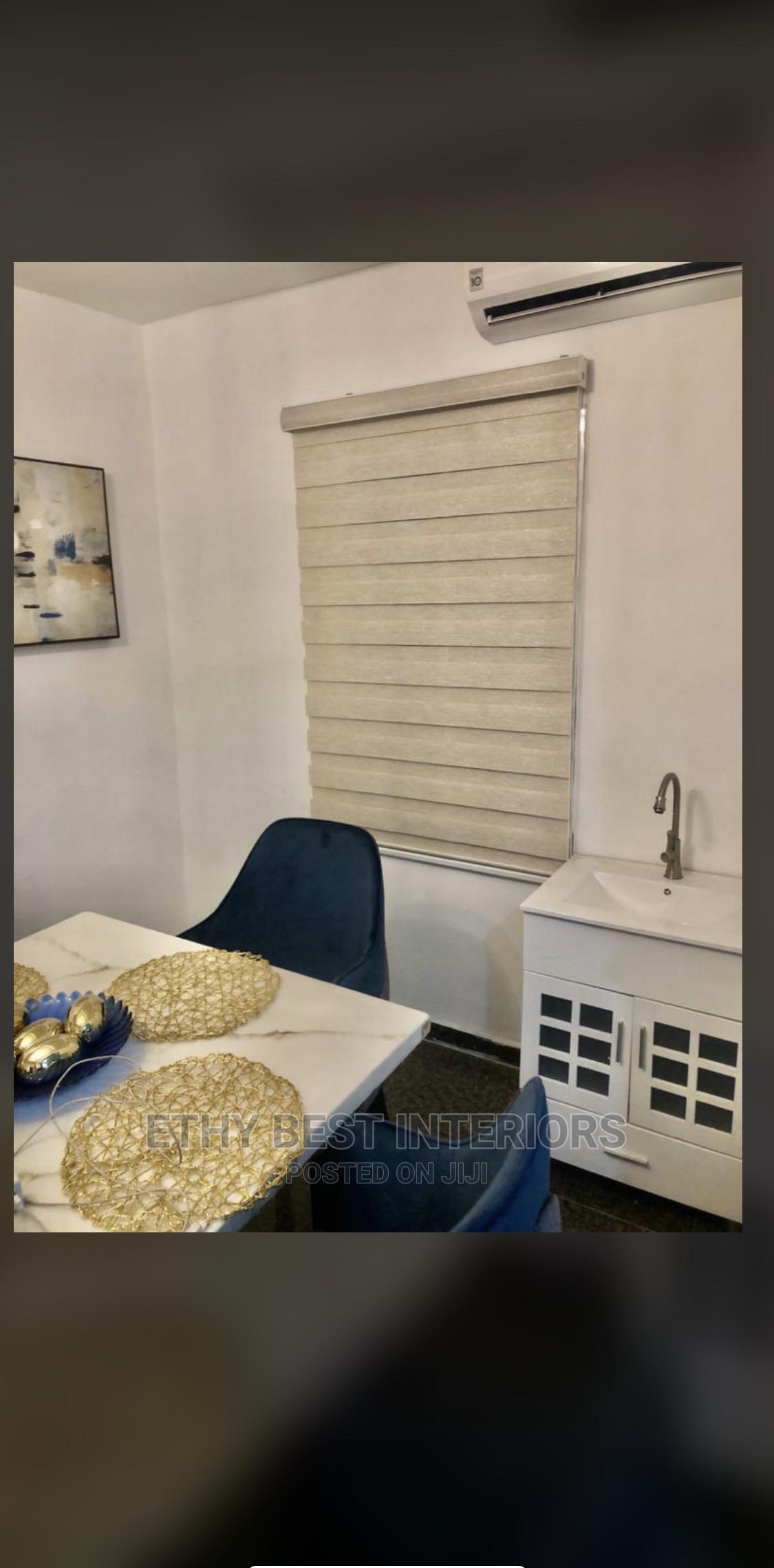 Zebra Blind /Curtains | Home Accessories for sale in Surulere, Lagos State, Nigeria