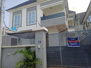 Furnished 4bdrm Duplex in 4 Bedroom Fully, Chevron for Rent | Houses & Apartments For Rent for sale in Lekki, Chevron