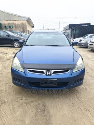 Honda Accord 2006 Blue | Cars for sale in Lagos State, Ajah
