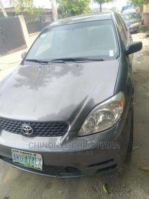 Toyota Matrix 2004 Gray | Cars for sale in Lagos State, Amuwo-Odofin