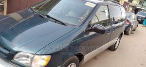 Toyota Sienna 1999 Green | Cars for sale in Lagos State, Ojodu