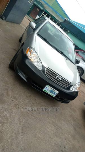 Toyota Corolla 2004 LE Silver   Cars for sale in Lagos State, Gbagada