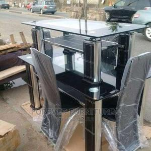 Dinning Table and 4 Chairs   Furniture for sale in Lagos State, Ojo