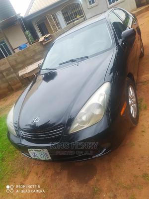 Lexus ES 2004 300 Black | Cars for sale in Delta State, Oshimili South