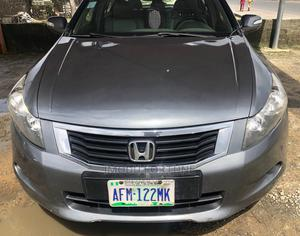 Honda Accord 2008 2.0 Comfort Automatic Gray | Cars for sale in Lagos State, Lekki