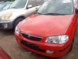 Mazda 323 2001 2.0 Red   Cars for sale in Lagos State, Amuwo-Odofin