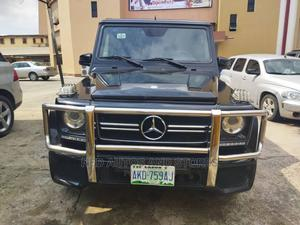 Mercedes-Benz G-Class 2009 Base G 55 AMG 4x4 Black | Cars for sale in Lagos State, Surulere