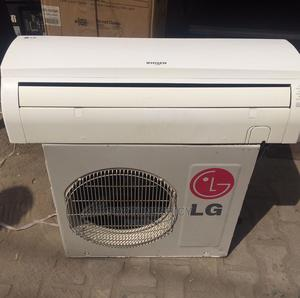 LG 1 Hp Korean Used AC | Home Appliances for sale in Lagos State, Ibeju
