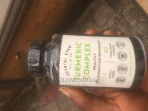 Crystal Star Turmeric Complex With Turmeric Curcumin Black   Vitamins & Supplements for sale in Lagos State, Amuwo-Odofin