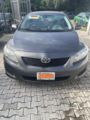 Toyota Corolla 2009 Gray | Cars for sale in Abuja (FCT) State, Wuse 2