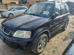 Honda CR-V 2001 2.0 4WD Automatic Black   Cars for sale in Lagos State, Apapa