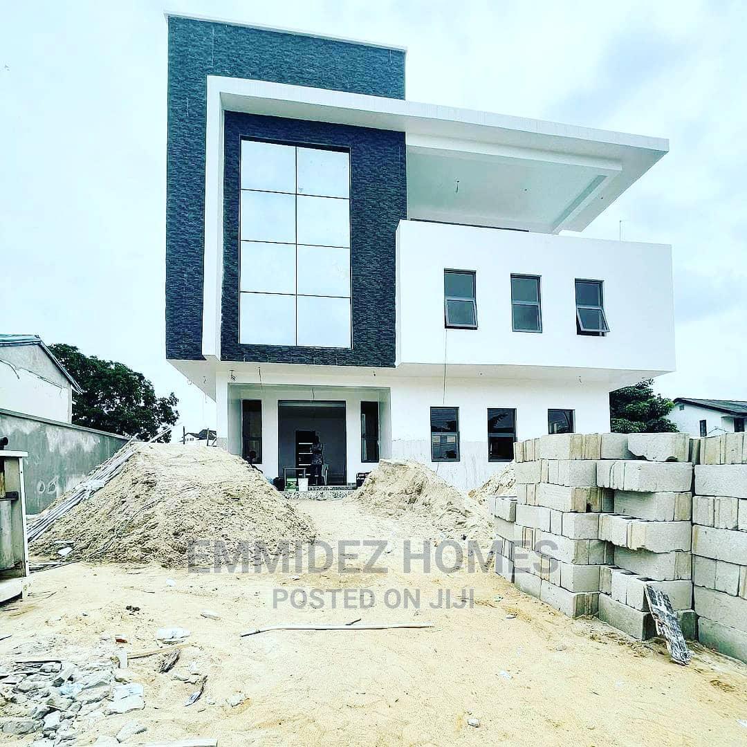 Furnished 6bdrm Duplex in Lkoyi Lagos, Ikoyi for Sale
