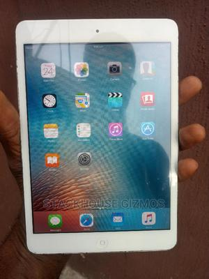 Apple iPad Mini Wi-Fi + Cellular 16 GB White | Tablets for sale in Lagos State, Surulere