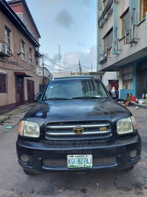 Toyota Sequoia 2005 Black | Cars for sale in Lagos State, Lagos Island (Eko)