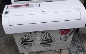 Uk Used 1.5hp LG Inverter Split Unit | Home Appliances for sale in Lagos State, Ajah