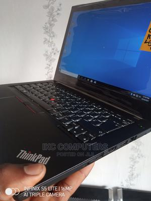 Laptop Lenovo ThinkPad T470 8GB Intel Core I5 SSD 256GB | Laptops & Computers for sale in Lagos State, Ikeja