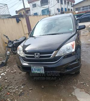 Honda CR-V 2010 EX 4dr SUV (2.4L 4cyl 5A) Black | Cars for sale in Lagos State, Ikeja