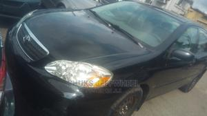 Toyota Corolla 2007 LE Black   Cars for sale in Lagos State, Isolo