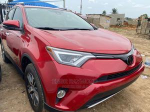 Toyota RAV4 2017 Red | Cars for sale in Lagos State, Ikeja