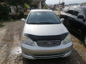 Toyota Corolla 2005 S Silver | Cars for sale in Abuja (FCT) State, Lugbe District