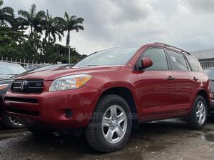 Toyota RAV4 2008 3.5 Red | Cars for sale in Lagos State, Ikeja