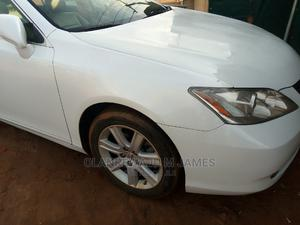 Lexus ES 2008 350 White | Cars for sale in Lagos State, Alimosho