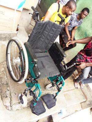 UK Wheelchairs | Medical Supplies & Equipment for sale in Lagos State, Lagos Island (Eko)