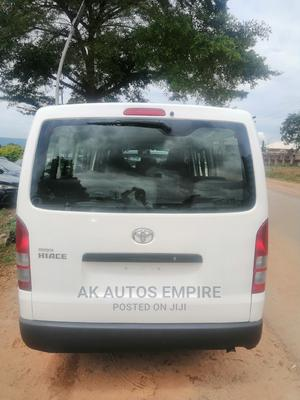 Come Check Out Dis Super Sharp Toyota Hiace 2015 Model | Buses & Microbuses for sale in Abuja (FCT) State, Jabi