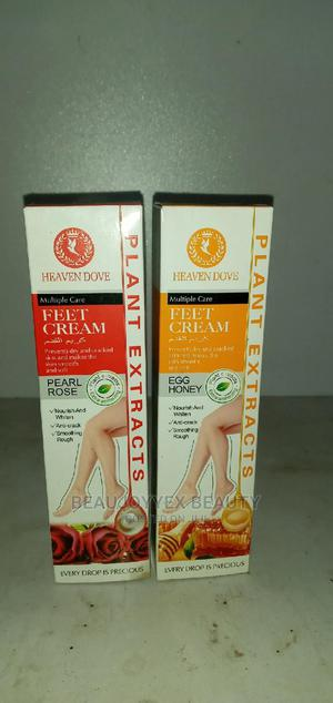 Heaven Dove Feet Cream | Skin Care for sale in Lagos State, Ikeja
