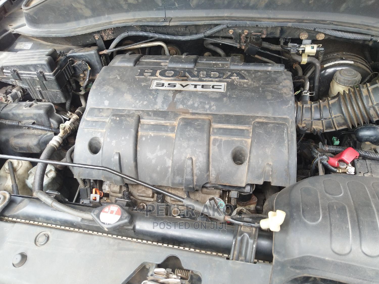Archive: Honda Ridgeline 2011 Black