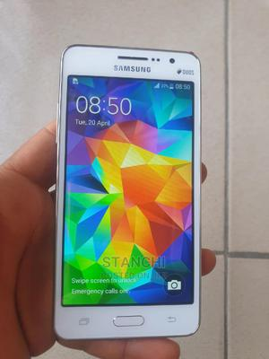 Samsung Galaxy Grand Prime 8 GB White   Mobile Phones for sale in Kano State, Fagge