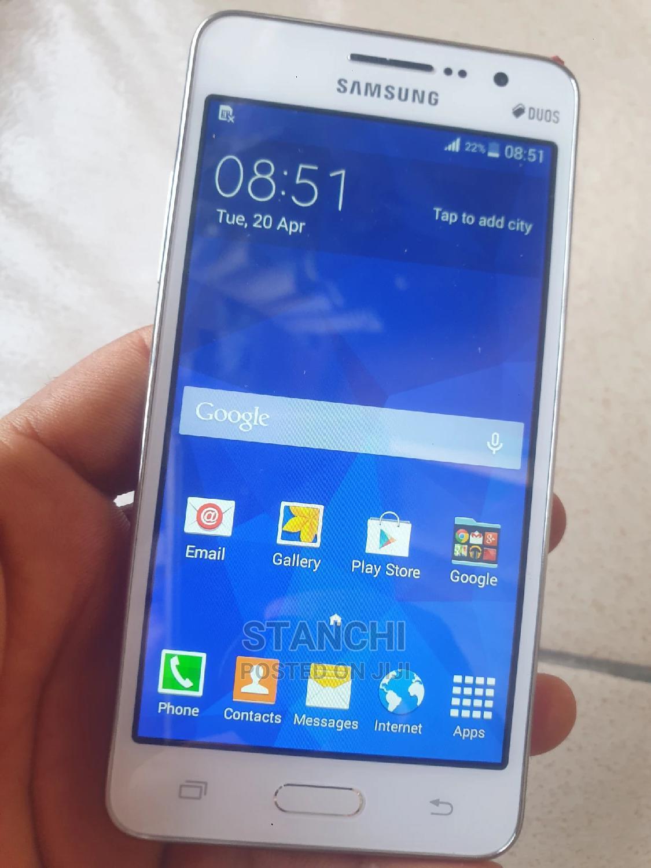 Samsung Galaxy Grand Prime 8 GB White   Mobile Phones for sale in Fagge, Kano State, Nigeria