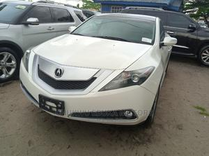 Acura ZDX 2012 Base AWD White | Cars for sale in Lagos State, Apapa