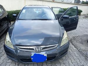 Honda Accord 2007 Gray | Cars for sale in Lagos State, Ajah