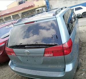 Toyota Sienna 2005 LE AWD Blue   Cars for sale in Lagos State, Isolo