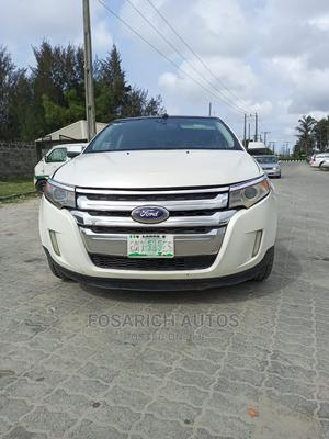 Ford Edge 2012 White | Cars for sale in Lagos State, Ajah
