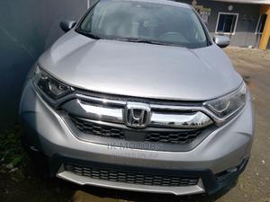 Honda CR-V 2017 Silver   Cars for sale in Lagos State, Apapa