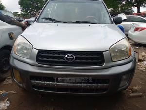 Toyota RAV4 2002 Automatic Silver | Cars for sale in Lagos State, Ikeja